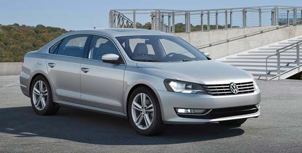 Volkswagen Passat: versión para Oriente Medio