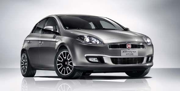 Fiat Bravo 2012: nueva gama y acabado MyLife