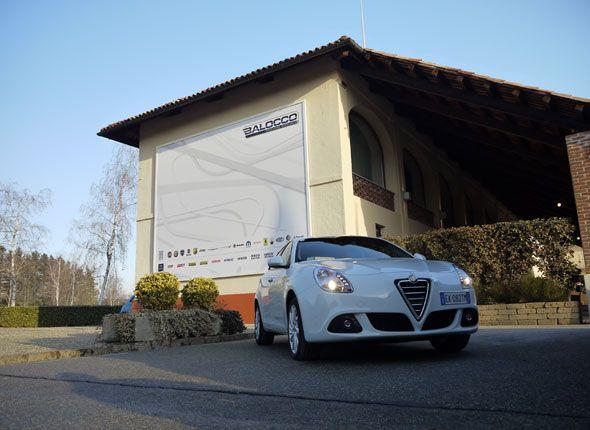 Alfa Romeo Giulietta TCT, presentado en Balocco