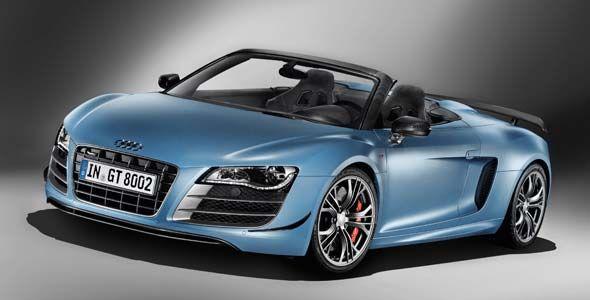 Audi R8 GT Spyder: una unidad para España
