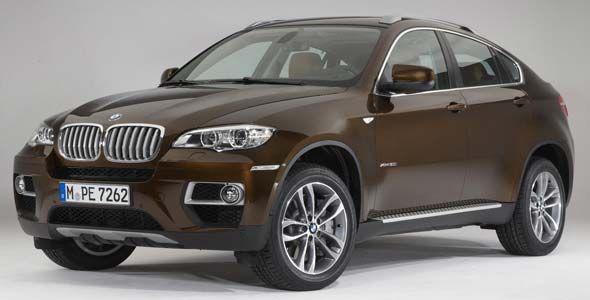 BMW X6 2012: ligero restyling