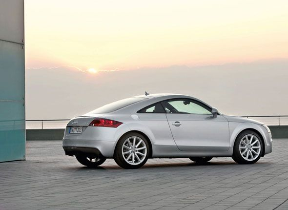 Audi TT S Line Edition, serie especial disponible para roadster y coupé