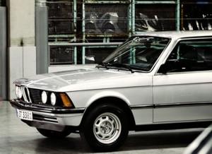 BMW Serie 3 E21, web BMW tradition