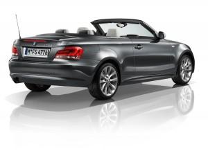 BMW serie 1 cabrio acabado exclusive