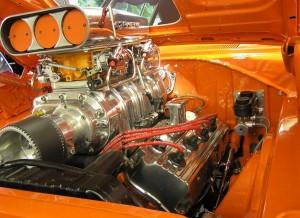 Los motores americanos, potentes, enormes y fiables, tienen un mantenimiento sencillo.