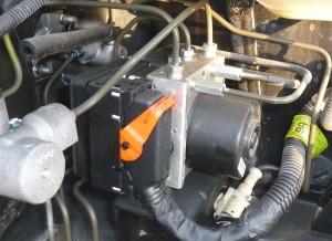 C 243 Mo Funciona El Abs O Sistema Anti Bloqueo De Frenos