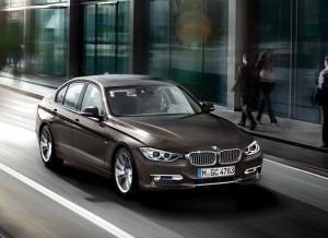 BMW Serie 3 Sexta generación, web BMW