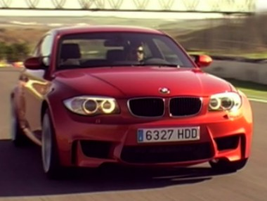 BMW Serie 1 M: la prueba