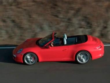 Porsche 911 Carrera Cabrio: el techo más ligero