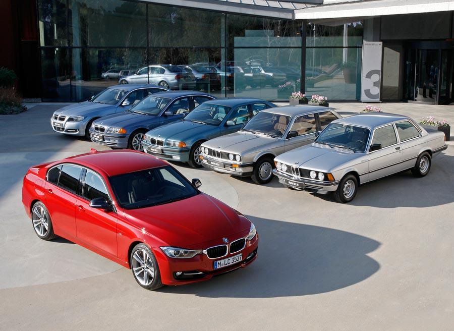 La nueva generación del BMW Serie 3 es la sexta del modelo.