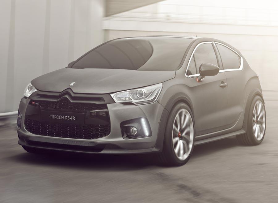 El nuevo Citroën DS4 Racing Concept llega en Ginebra con la vitola de ser el DS4 más radical.