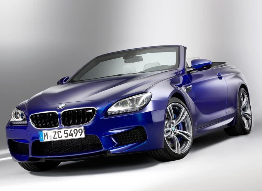 Las prestaciones de la versión descapotable del M6 son levemente inferiores a las de la versión coupé.