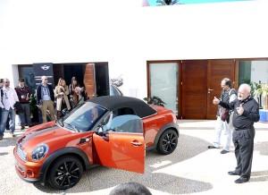 Mini Roadster Prueba, Mojácar, Rubén Fidalgo