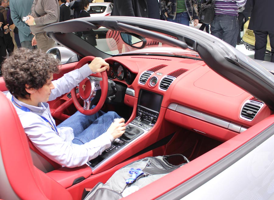 A pesar de los cambios, el nuevo Boxster sigue manteniendo la esencia de todo un Porsche.