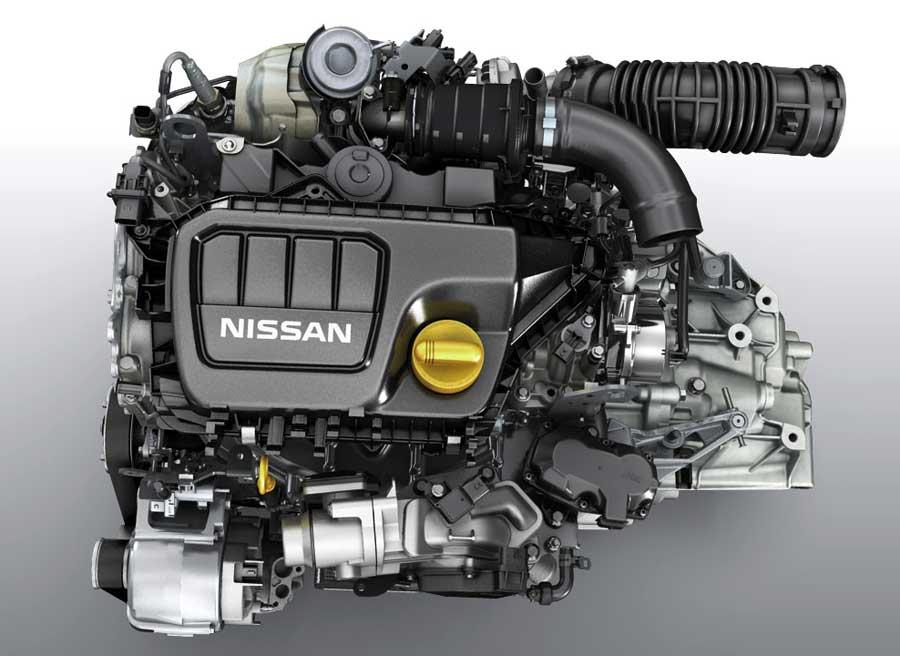 El nuevo motor diésel de Nissan es más eficiente que el anterior.