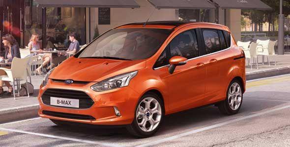 Ford B-Max: llega en Ginebra