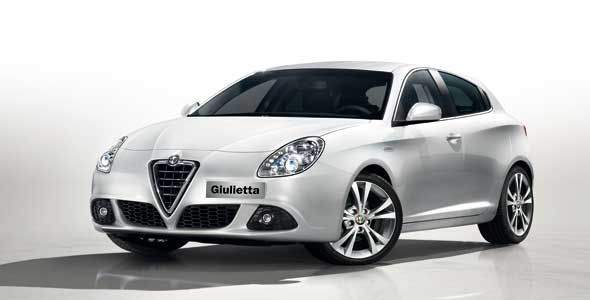 Alfa Romeo Giulietta SUPER, sólo 300 unidades
