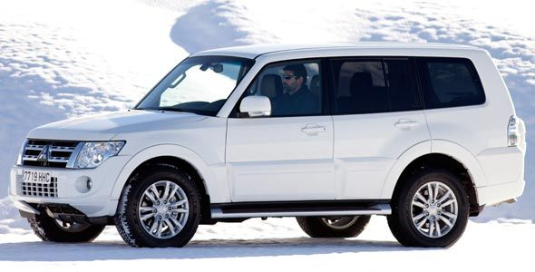 Mitsubishi Montero 2012: todo un clásico