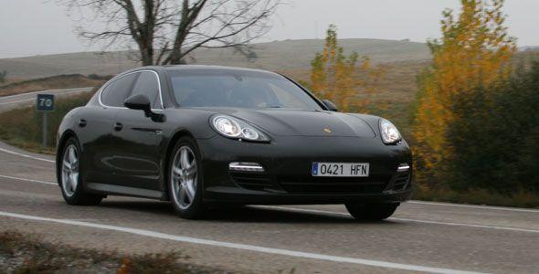 Porsche Panamera Hybrid S: Un coche deportivo… ¿y ecológico?