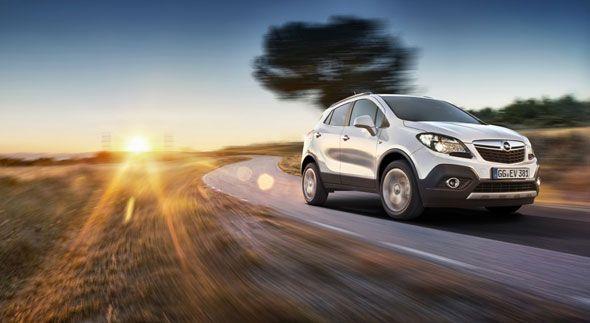 Opel: múltiples novedades para Ginebra