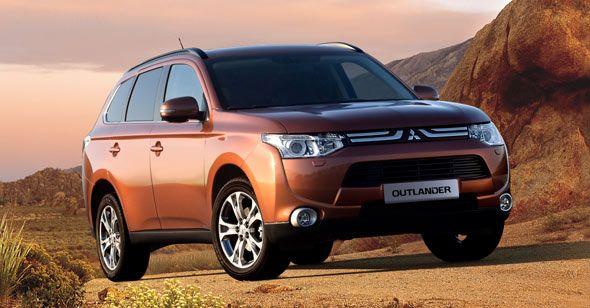 Mitsubishi lanza la nueva generación del Outlander
