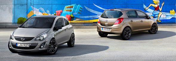 Nuevo Opel Corsa Kaleidoscope