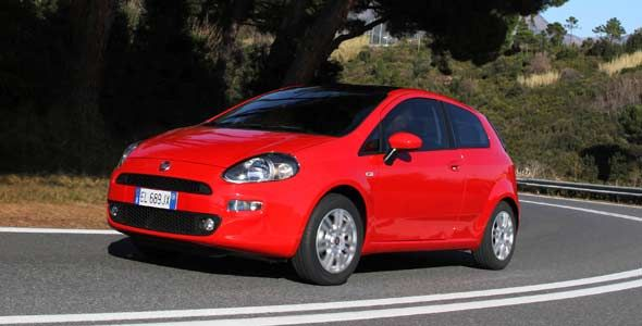 Fiat Punto 2012: renovación estética y mecánica
