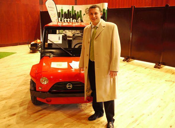 """¿Buscas un vehículo eléctrico """"diferente""""? Little Cars lo tiene"""