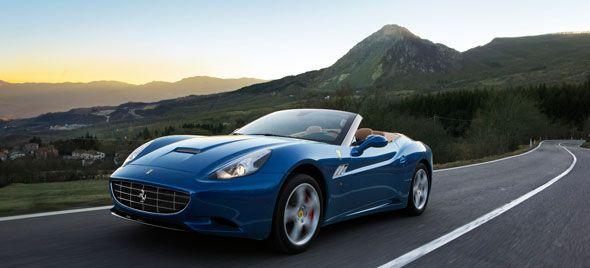 Ferrari California: menos peso y más prestaciones en Ginebra