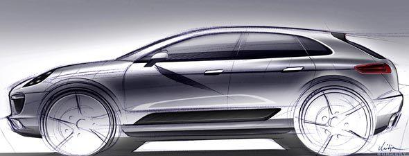 Porsche Macan: llega en 2013