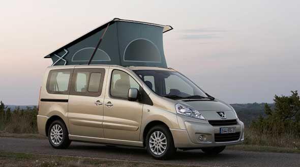 Peugeot Partner y Expert: la practicidad arrasa en el Salón de Ginebra