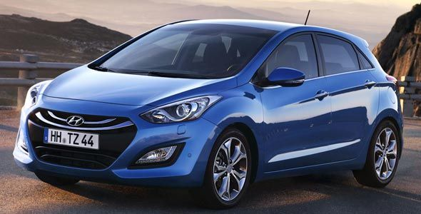Hyundai i30: segunda generación