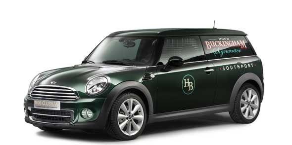 Mini Clubvan Concept, negocio y placer en uno