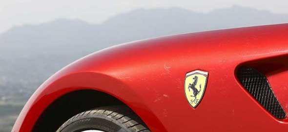 El sustituto del Ferrari 599 GTB, en el Salón de Ginebra