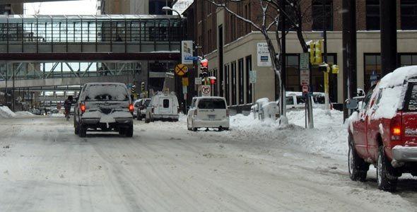 Ante el frío, ¿neumáticos de invierno, cadenas o un buen todo terreno?