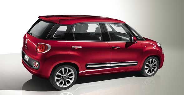 Fiat presenta 7 novedades en el Salón del Automóvil de Ginebra