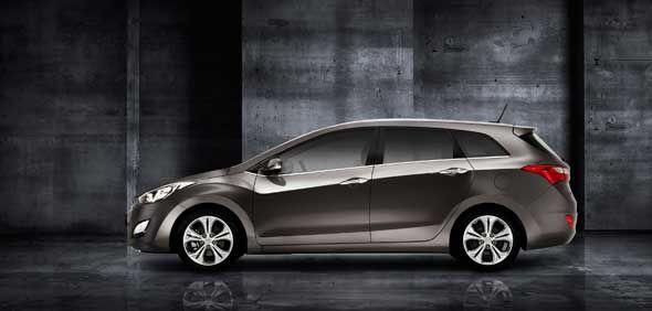Hyundai i30 Wagon, la familia crece en Ginebra