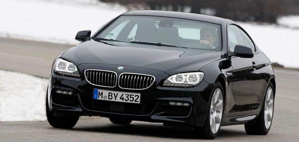 BMW Serie 6, nuevo motor