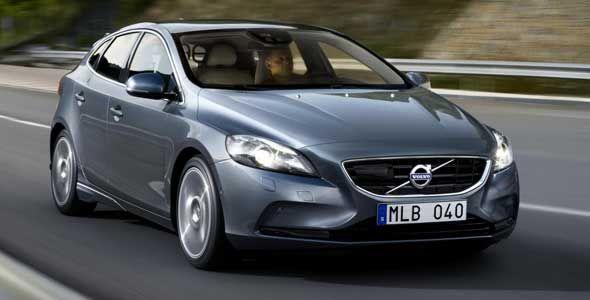 El nuevo Volvo V40 presentado en Ginebra, desde 22.950 euros
