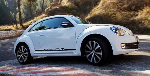 Volkswagen Beetle Turbo: fiera amansada