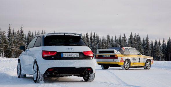 Audi A1 quattro, 256 CV, sólo 333 unidades