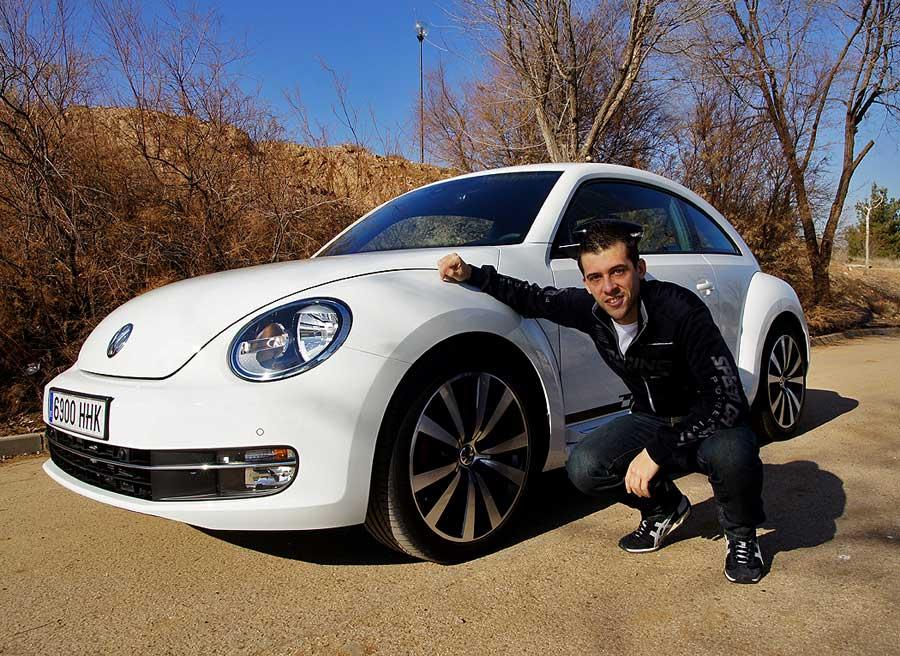El precio de esta versión del Beetle es de 29.000 euros. Foto: Jordi Villanueva.