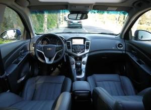 chevrolet cruze 5 puertas diesel 163cv, Interior, Rubén Fidalgo
