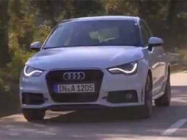 Vídeo: Audi A1 Sportback en movimiento