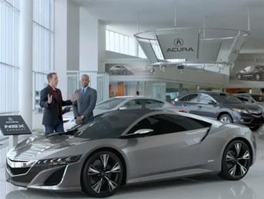 Honda: anuncio Super Bowl 2012