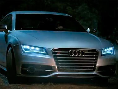 Audi: anuncio Super Bowl 2012