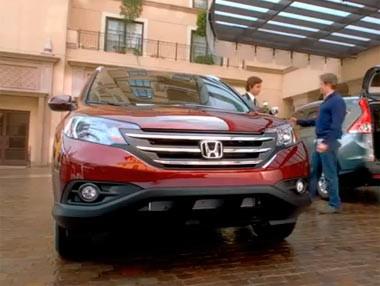 Honda CR-V: anuncio Super Bowl 2012
