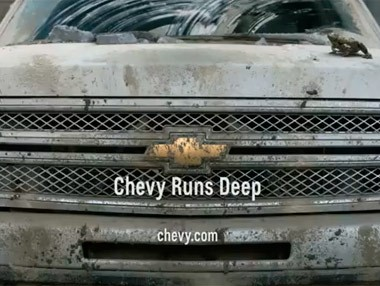 Chevrolet: anuncio Super Bowl 2012