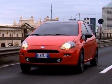 Así es el nuevo Fiat Punto 2012