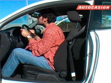 Postura al volante: cómo sentarse correctamente